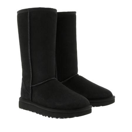 UGG  Boots & Stiefeletten - W Classic Tall II - in schwarz - für Damen schwarz