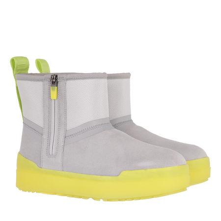 UGG  Boots & Stiefeletten - W Classic Tech Mini - in grau - für Damen grau