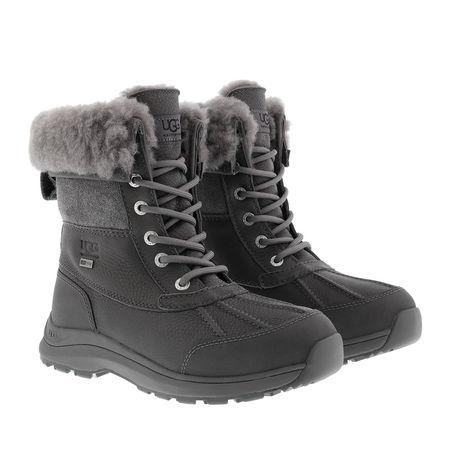 UGG  Boots  -  W Adirondack Boot III Charcoal  - in grau  -  Boots für Damen grau