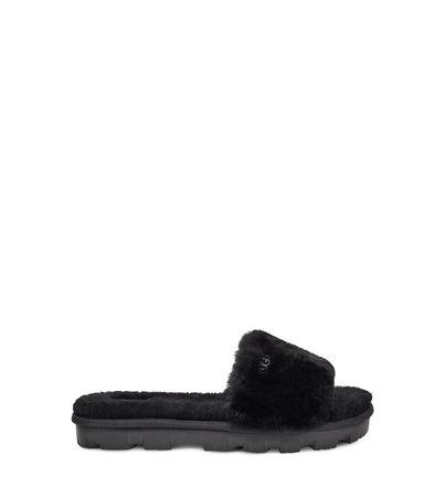 UGG  Cozette Hausschuhe für Damen in Schwarz Größe 36 schwarz