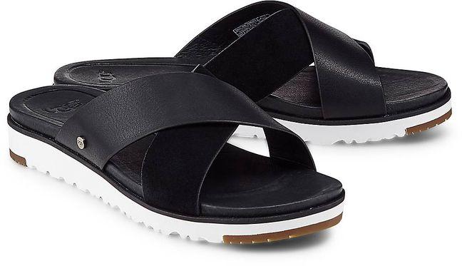 UGG , Sandale Kari in schwarz, Sandalen für Damen schwarz