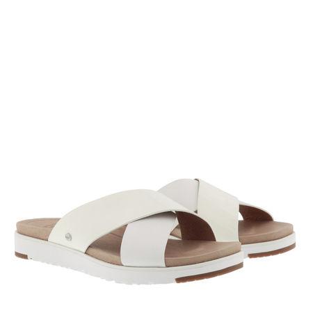 UGG  Sandalen & Sandaletten - Kari Sandal - in weiß - für Damen
