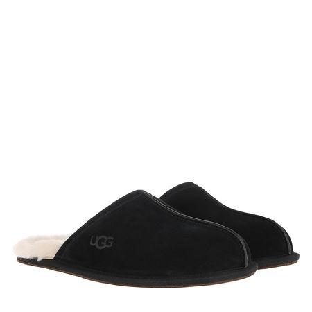 UGG  Schuhe  -  Men Scuff Slipper Black  - in schwarz  -  Schuhe für Damen schwarz