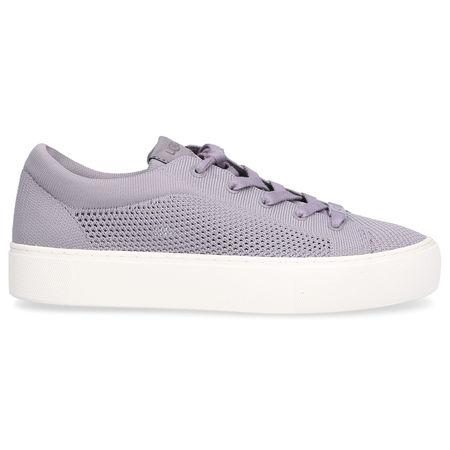 UGG Sneaker low ZILO KNIT Baumwolle grau weiss