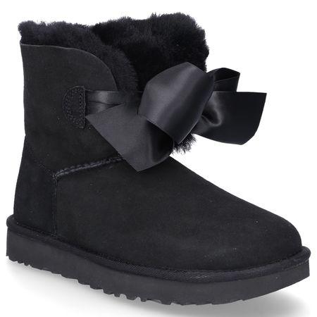 UGG  Snowboots GITA BOW schwarz