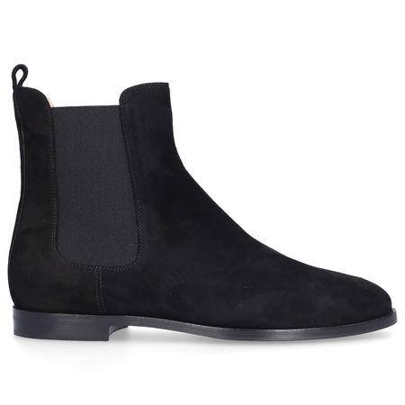 Unützer  Chelsea Boots 999 Wildleder schwarz schwarz