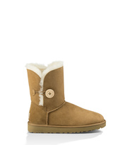UGG Bailey Button Ii Stiefel Damen Chestnut 38