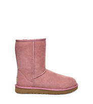 UGG Classic Short Ii Boot Damen Pink Dawn 43