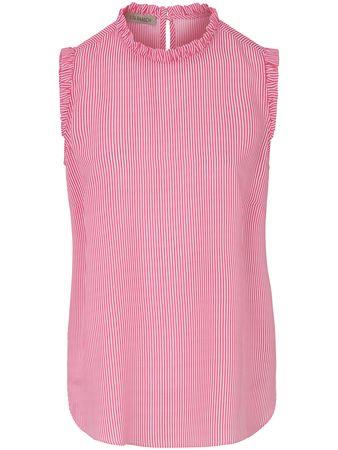 Uta Raasch Ärmellose Bluse  mehrfarbig rosa