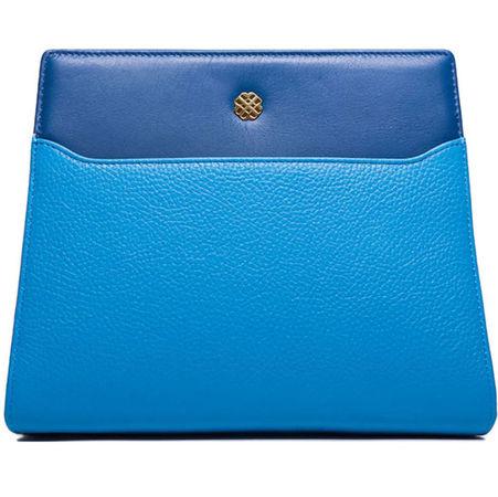 Utmon es pour Paris  Switchbag Numéro 8  Damen blau