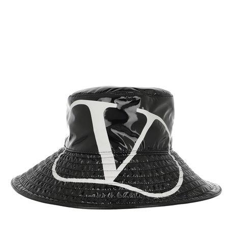 Valentino  Garavani Mützen - Bucket Hat - in schwarz - für Damen schwarz