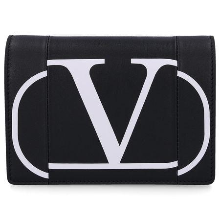 Valentino  Handtasche ESCAPE Kalbsleder VLogo schwarz schwarz