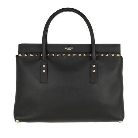 Valentino  Tote  -   Bag SW2B0E78 BOL Nero  - in schwarz  -  Tote für Damen grau