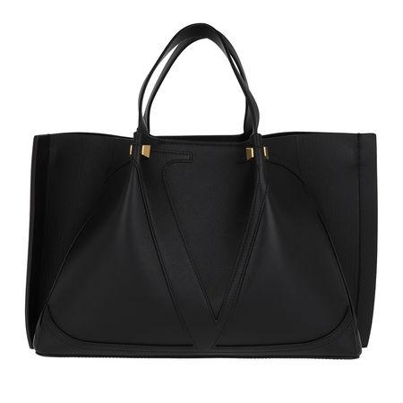 Valentino  Tote  -  SW2B0D99 KGS Black  - in schwarz  -  Tote für Damen schwarz