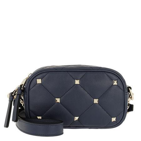 Valentino  Umhängetasche  -  RW2B0D11 LWN Pure Blue  - in blau  -  Umhängetasche für Damen grau