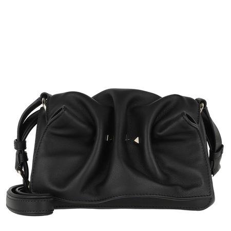 Valentino  Umhängetasche  -  Show Crossbody Bag Black  - in schwarz  -  Umhängetasche für Damen schwarz