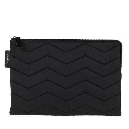 VeeCollective  Laptoptasche  -  Laptop Case Black  - in schwarz  -  Laptoptasche für Damen schwarz