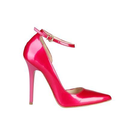 Versace 19.69 Abbigliamento Sportivo Srl Lack Pumps Evelyn Pink pink