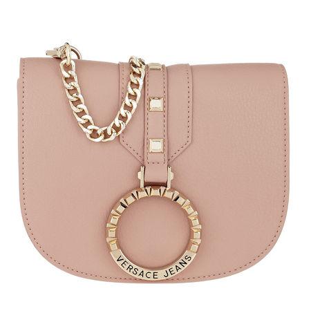 Versace Jeans  Umhängetasche  -  Crossbody Bag Pink  - in rosa  -  Umhängetasche für Damen braun