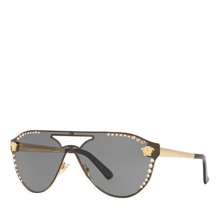 Versace  Sonnenbrille - METALL WOMEN SONNE - in gold - für Damen