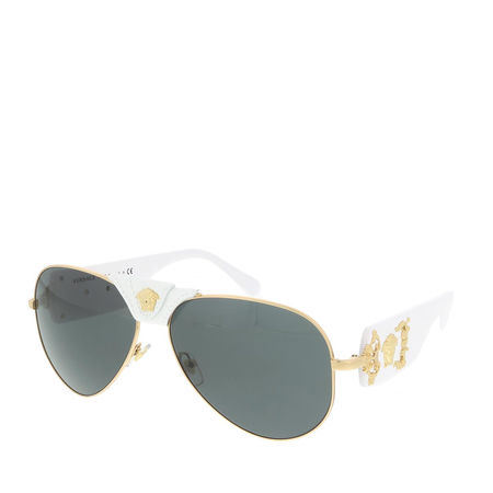 Versace  Sonnenbrillen - Men Sunglasses Rock Icons 0VE2150Q - in gold - für Damen