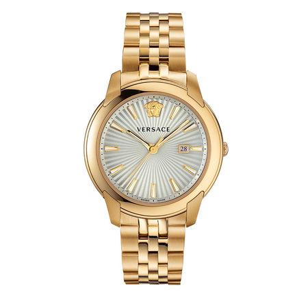 Versace  Uhr  -  Watch V-Urban Gold  - in gold  -  Uhr für Damen orange