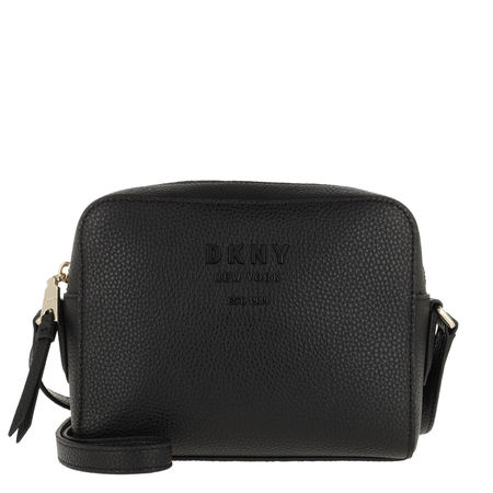 DKNY  Umhängetasche - Noho Camera Bag Kona Blk/Vicuna - in schwarz - für Damen