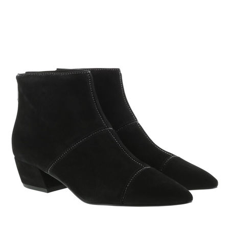 What For  Boots  -  Irena Ankle Boot Black  - in schwarz  -  Boots für Damen schwarz