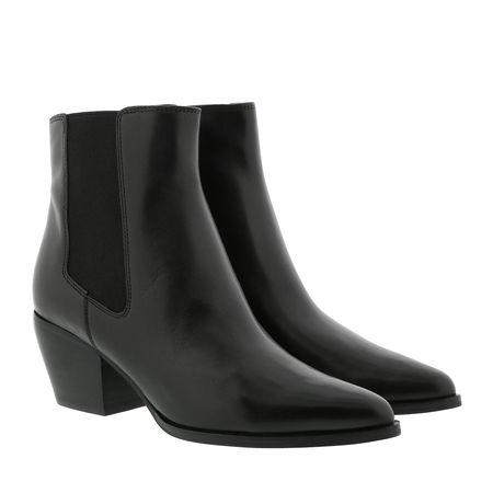 What For  Boots  -  Scavo Ankle Boot Black  - in schwarz  -  Boots für Damen schwarz