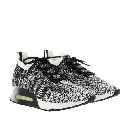 DKNY  Sneakers  -  Ashly Lace Up Sneaker Black/White  - in schwarz  -  Sneakers für Damen grau