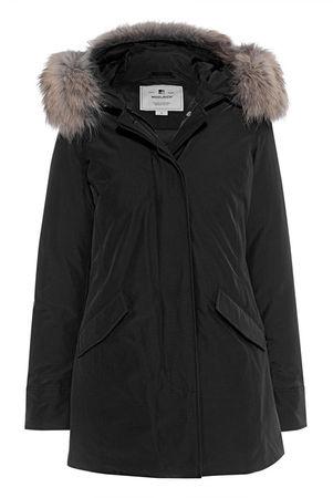 Woolrich  Arctic Parka Black Damen Schwarz schwarz