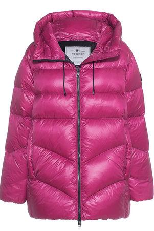 Woolrich  Puffer Packable Birch Pink Damen Pink pink