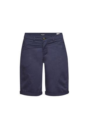 Woolrich  Shorts aus Baumwoll-Stretch grau