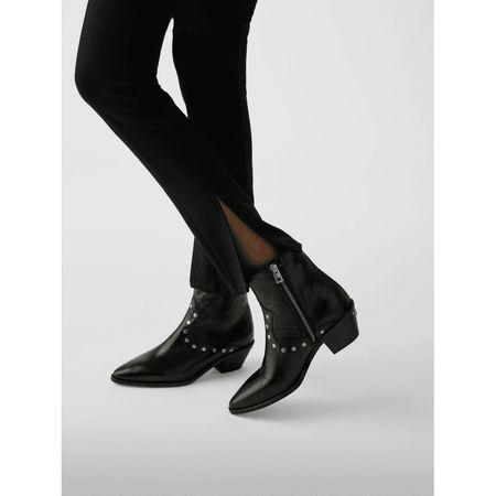 Zadig et Voltaire Ankle Boots mit Nieten