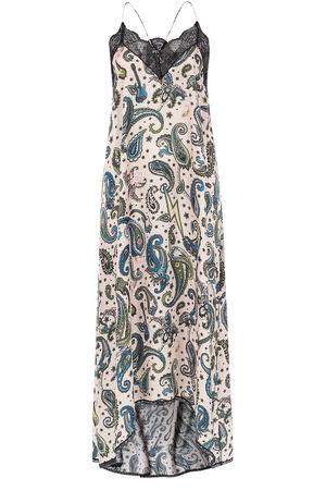 Zadig et Voltaire ZADIG & VOLTAIRE Slip Dress Risty mit Paisley Print Damen Farbe: gemustert verfügbare Größe: S M L